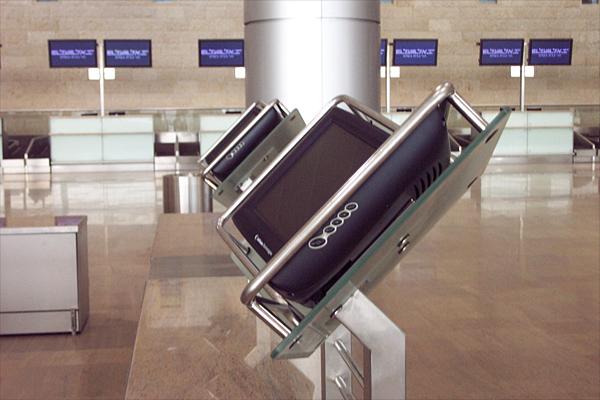 Cheking Yards – AIRPORT