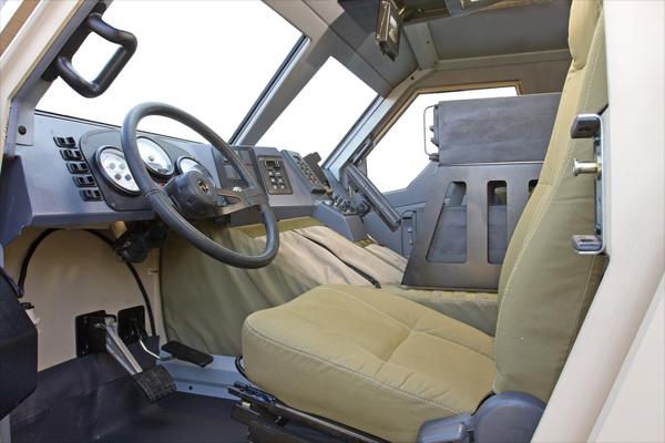 Vehicle Systems – PLASAN