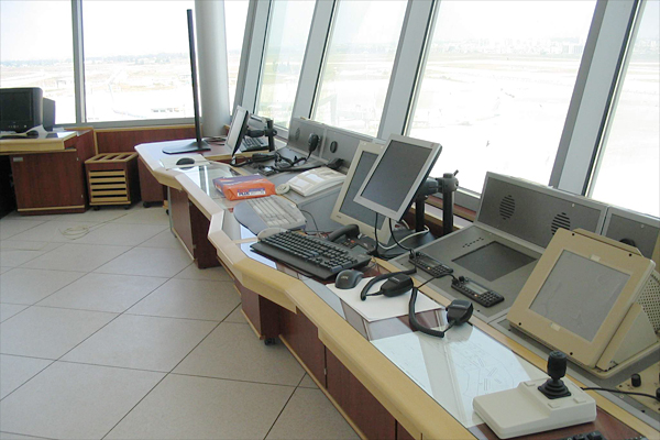 Control Tower – Airport