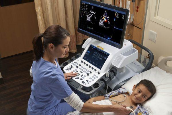 VIVID™ – G.E. Ultrasound